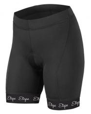 Etape - dámské kalhoty NATTY s vložkou, černá