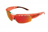 brýle SALICE 005ITA Orange/RW red/Transparent
