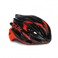 přilba KASK Mojito 16 black/red