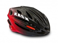 přilba KASK 50NTA black/red
