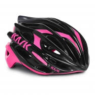 přilba KASK Mojito 16 black/pink