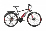 "Cross 28"" ATALA B-Tour SLS Man   black/red matt"