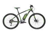 "MTB 29"" ATALA B-Cross E   black/green (e-bike)"