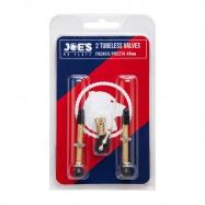 JOE´S ventilky 2x Tubeless French/Presta valves 40 mm