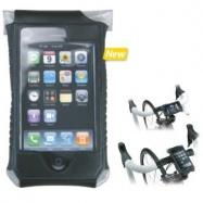 TOPEAK SmartPhone DryBag pro iPhone 4 černá