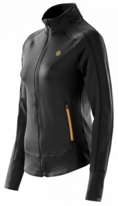 SKINS NCG Womens Warm Up Jacket Black FS