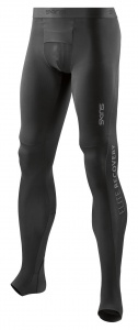 SKINS DNAmic Elite Recovery Mens Long Tights Black L