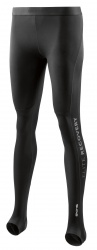SKINS DNAmic Elite Recovery Womens Long Tights Black