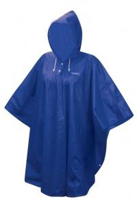pláštěnka pončo PVC dětská FORCE modrá
