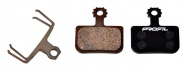 brzdové destičky PROFIL AD0708 OR Avid DB1, DB3, D