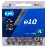 řetěz KMC X-10 E Silver pro E-Bike 122 článků