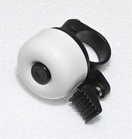 zvonek cink průměr 35mm bílý