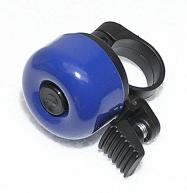 zvonek cink průměr 35mm modrý