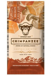 CHIMPANZEE tyčinka ENERGY Cashew Caramel  bar