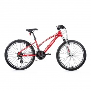 "MTB 24"" LF 20 Spider girl red/white"