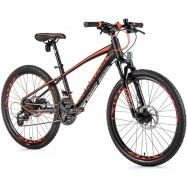 "MTB 24"" LF 20 Capitan boy black/orange"