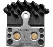 brzdové destičky SH J04C XTR,XT,SLX kov.s chlad.sá
