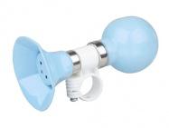 houkačka kovová rovná krátká modrá