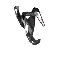 košík na láhev ELITE Vico Carbon new blk/white glo