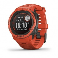 Garmin Instinct Solar Red Optic