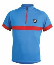 Etape - dětský dres Bambino, modrá/červená