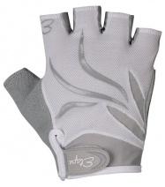 Etape - dámské rukavice Annie, bílá/šedá