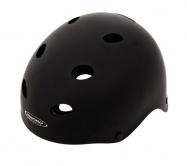 Mango - přilba na kolo freeride X-Ride, černá mat
