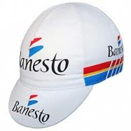 čepice cyklistická Profi Retro Banesto