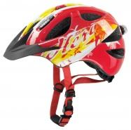přilba UVEX 15 Hero red 49-55cm