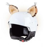 Crazy Uši ozdoba na helmu -  RYS