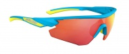 brýle SALICE 012RW Astana blue/RW red/transparent