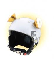Crazy Uši ozdoba na helmu - TYGŘÍK