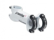 Pells Představec RX67 OV - 31,8mm, 120mm - bílý, černé čelo
