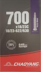duše CHAOYANG 18/23-622 FV48 700x18/23C Super Lite
