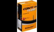 duše Continental COMPACT 20   1,25-1,75 S42 galuskový ventilek