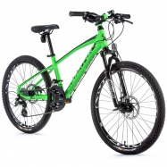 "MTB 24"" LF 20 Capitan boy neon green"
