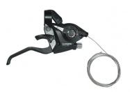 řadící+brzdová páka SH STEF51 pravá 9ti black V-Br