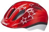 přilba KED 21 Meggy red star S-