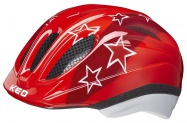 přilba KED 21 Meggy red star