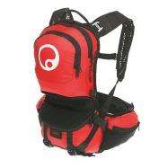 ERGON batoh BE2-L Enduro černá/červená