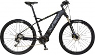 "MTB 29"" E-Bike MRX eMerix   Altus 1x9 black/gree"