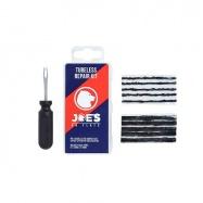 JOE´S bezdušový set Tubeless Repair Kit