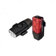 TOPEAK světla POWERLUX USB COMBO černá