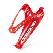 košík na láhev Race One X3 red glossy