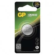 baterie GP CR 2032 3V 20x3,2mm