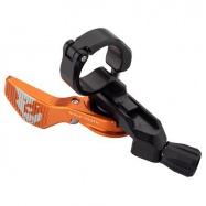 WOLF TOOTH ovládání sedlovky REMOTE LIGHT ACTION 22.2mm oranžová
