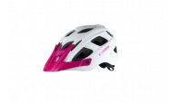 Dětská helma PELLS Wasp White/Pink - S (53-55cm)