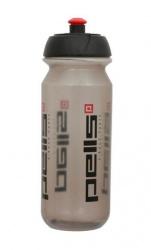Pells Láhev X-RACE 0.6 litr šedá transparentní