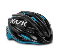 přilba KASK Vertigo 2.0 black/light blue L/59-62cm