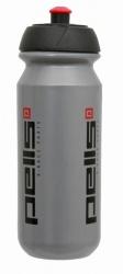 Pells Láhev X-RACE 0.6 litr stříbrná